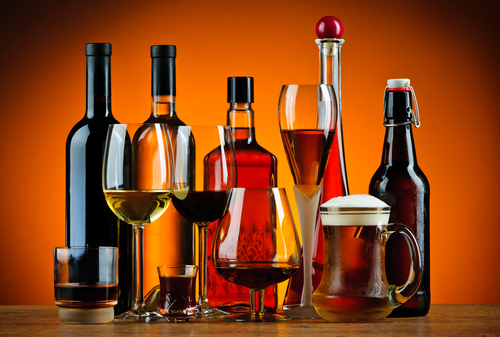 Alcoholism creates damaging effects to the body over time.